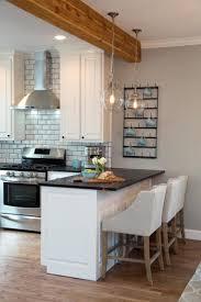 Pinterest Kitchen Soffit Ideas by Best 25 Kitchen Peninsula Ideas On Pinterest Kitchen Bar
