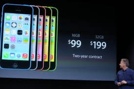 iPhone 5C And iPhone 5S Will Cost $99 And $199 Both Will Be