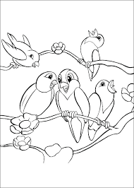 Free Bird Coloring Pages Fresh The Simple Images Are Great