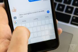 Google s iPhone keyboard just added one of Apple s best 3D Touch