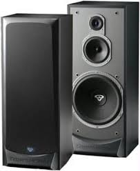 cerwin vega v 12f 12 3 way 300 watt floor standing speaker v 12f
