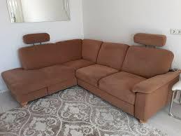 sofa braun in sehr gutem zustand