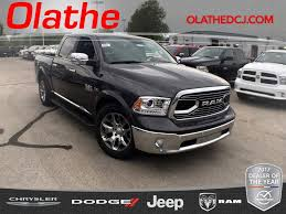 New 2018 RAM 1500 Limited Crew Cab In Olathe #JS205219 | Olathe ...