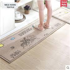 les tapis de cuisine 50 80 cm 50 160 cm racsistance au dacrapage