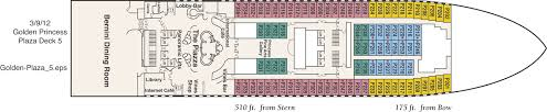 Grand Princess Deck Plan by Golden Princess Cruises U0026 Deals 2017 2018 Thomas Cook