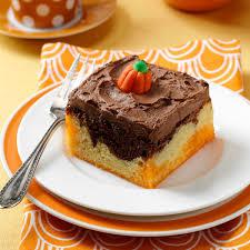 Free Halloween Potluck Signup Sheet by Halloween Poke Cake Recipe Taste Of Home