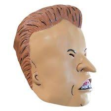 Beavis And Butthead Halloween by Beavis And Butthead Funny Vinyl 3 4 Mask Set 2 Masks Humor