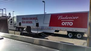 Anheuser-Busch And Otto: Why Colorado Landed The World's 1st Self ... Budweiser Truck Stock Images 40 Photos Ubers Selfdriving Startup Otto Makes Its First Delivery Budweiser Truck And Trailer Pack V20 Fs15 Farming Simulator Truck New York City Usa Photo Royalty Free This Is For Semi Trucks And Ottos Success Vehicle Wrap Gallery Examples Hauls Across Colorado In Selfdriving Hauls Across With Just Delivered 500 Beers Now Brews Its Us Beer Using 100 Renewable Energy Clyddales Boarding The Ss Badger 1