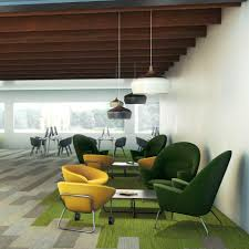 100 Urban Retreat Furniture Carpet Tile Tufted Loop Pile Structured URBAN RETREAT UR501 Interface
