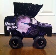 100 Mohawk Warrior Monster Truck Remote Controlled Monster Truck Valentines Day Box