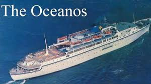 Cruise Ship Sinking 2016 by The Sinking Of The Cruise Ship Oceanos Video Dailymotion Video
