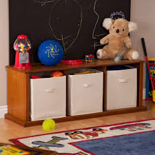 furniture simple white wooden wall mounted shelf for toys kids