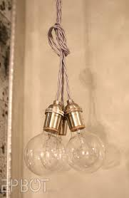 Wire Your Own Pendant Lighting