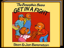 The Berenstain Bears Christmas Tree Book by Image Living Books Titles The Berenstain Bears Get In A Fight