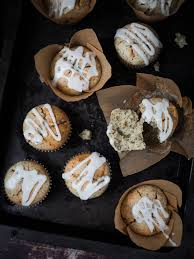 werbung saftige zitronen mohn ricotta muffins