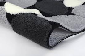 badeteppich in modernem design