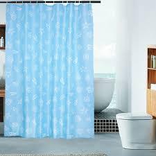 badezimmer dusche vorhang bad vorhang banheiro vorhänge wasserdichte salle de bain bad vorhänge hause blau rideau de