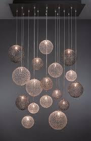 Fabulous Mid Century Circular Ceiling Lights