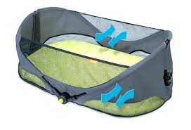 Travel Baby Cribs Tar Portable Crib Bumper Bed – Miranparkte