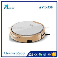 Dust Control Floor Sweeping Smart Battery Robotic Cleaning Carpet