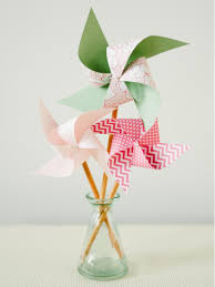 Kids Craft Easy Pencil Pinwheel