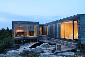 100 Houses In Norway Summerhouse Side Out Hvaler Reiulf Ramstad Arkitekter