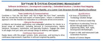 Software Engineer Resume Sample Solution Design