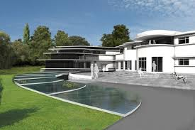 100 Art Deco Architecture Homes BACA Innovative Lifestyle Architects