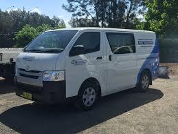 Sydney Van Hire Deals - Get 150km Per Day FREE