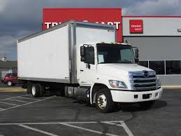 100 Used Box Trucks For Sale By Owner 2012 HINO 258LP BOX VAN TRUCK FOR SALE 11298