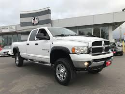 Used 2003 Dodge Ram 2500 Laramie Heavy Duty 5.9L Cummins Diesel 4WD ... One Used Dodge Cummins 59 6bt Diesel Engine Used 10 Easydeezy Mods Hot Rod Network All Tricked Out In Black 2014 Ram 2500 Truck Tdy Trucks For Sale Satisfying Finest Buyers Guide Power Magazine Upgrade 3500 Performance With Kn For In Ny Best Resource 1920 New Car Specs Denver Dealers Larry H Miller John The Man Clean 2nd Gen Lifted Dodge Ram Truck Lifted Pinterest