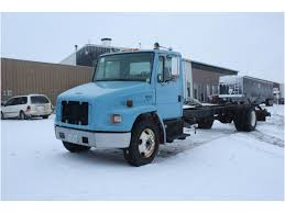 100 Jackson Truck And Trailer 1999 FREIGHTLINER FL70 Cab Chassis For Sale Auction Or Lease