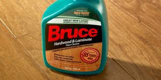 bruce hardwood and laminate floor cleaner review