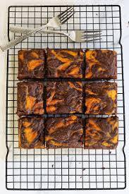 Smitten Kitchen Pumpkin Marble Cheesecake by 25 Beste Ideeën Over Marble Brownies Op Pinterest Roomkaas