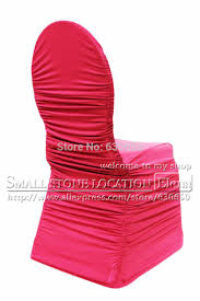 Buy Hot Pink Spandex Chair Covers Ruffled Chair Cover ... Spandex Banquet Chair Cover Black Bulk Buy Wedding Lycra Covers For Sale Buy White Polyester Banquet Chair Covers With Wide Black Yt00613 White New Style Cheap Stretich Madrid Coversmadrid Coversstretich Balsacircle Folding Round Polyester Slipcovers Party Reception Decorations Blue Brookerpalmtrees 63 X Stetch For Tablecloths Factory Guildford Romantic Decoration Satin Rosette Stretch