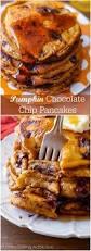 Pumpkin Pancakes With Gluten Free Bisquick by Pumpkin Chocolate Chip Pancakes Sallys Baking Addiction