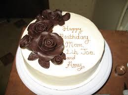 A multi birthday cake
