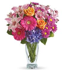 Wondrous Wishes Bouquet T0111 Florist Delivery in Chicago and Suburbs