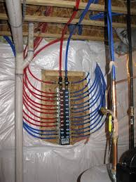 is it possible to use a water recirculation pump with a pex
