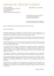 Lettre De Motivation Promotion Interne Lettres Modeles En Exemple De Lettre De Motivation Promotion Interne 2016 Lettres De