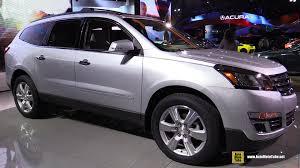 2016 Chevrolet Traverse LTZ Exterior and Interior Walkaround