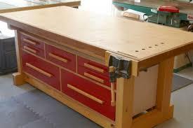 6 Double Duty Workbench Plan From Wood Magazine