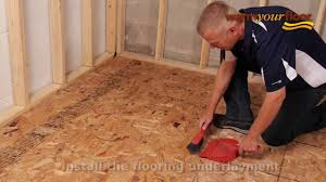 Suntouch Heated Floor Not Working by Quietwarmth Radiant Heating Film Installation For Floating Click