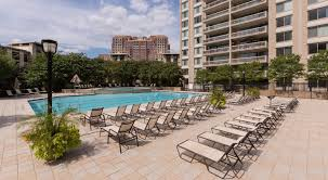100 Crystal Point Apartments Towers In Arlington VA