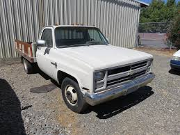 100 1986 Chevy Trucks For Sale 1 Ton Flatbed Truck BidCal Inc Live Online Auctions
