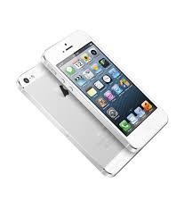 Apple iPhone 5 16GB Smartphone Cricket Wireless White Fair