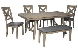 Aldwin Dining Room Table | Ashley Furniture HomeStore