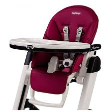 Peg Perego Siesta Highchair Replacement Cover Cushion Berry: Amazon ...