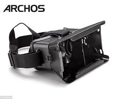 Archos unveil bud £25 virtual reality headset