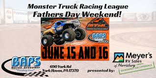 100 Truck Mania 1 Monster BAPS Motor Speedway Presented By Meyers RV